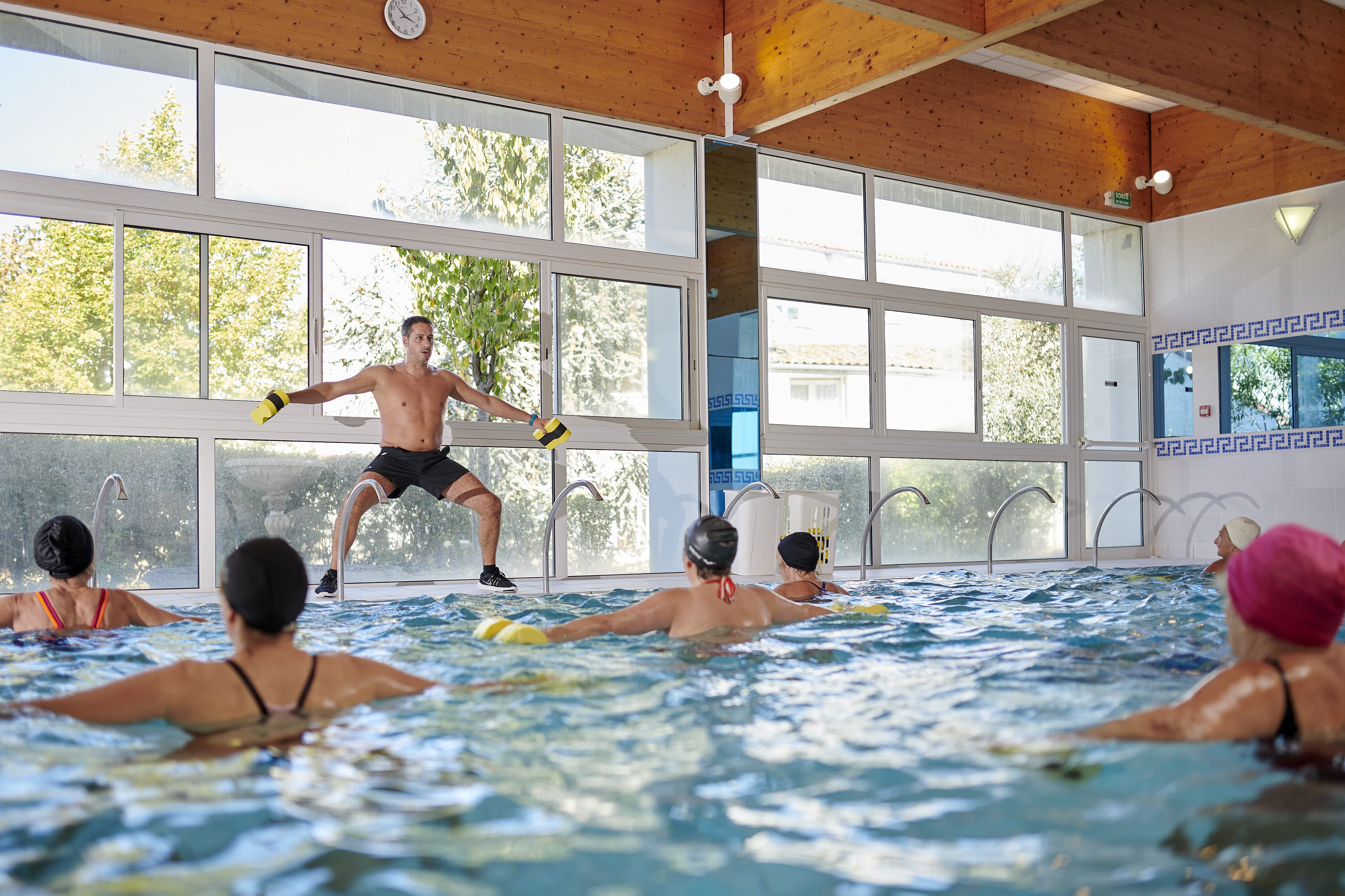 aquagym Spa Thermal Philae