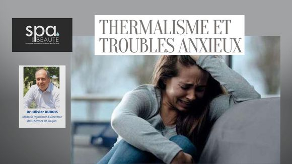 Thermalisme et troubles anxieux
