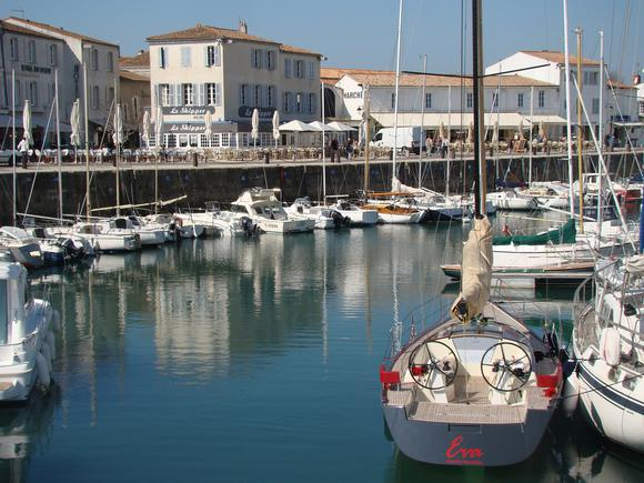Port Saint Martin de Ré